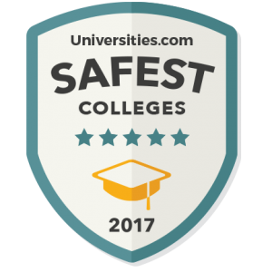 Safest Colleges 2017